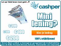 Cashper - Minilening aanvragen - Veenendaal